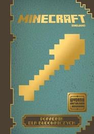 okładka Minecraft Poradnik dla budowniczych, Książka  