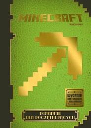 okładka Minecraft Poradnik dla początkujących, Książka  