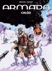 okładka Armada Tom 17 Chłód, Książka | Morvan Jean