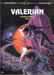 okładka Valerian Tom 2 Wydanie zbiorcze, Książka   Pierre Christin, Jean-Claude Mezieres