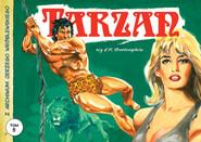 okładka Z archiwum Jerzego Wróblewskiego tom 5. Tarzan, Książka | Wróblewski Jerzy