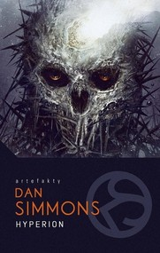 okładka Hyperion, Książka | Dan Simmons, Wojciech Szypuła