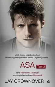 okładka Asa Tom 2, Książka | Jay CROWNOVER