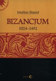 okładka Bizancjum 1024-1492, Książka |