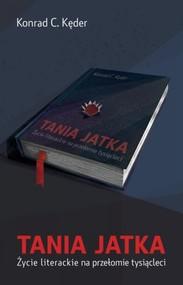 okładka Tania jatka, Książka | Konrad C. Kęder
