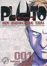 okładka Pluto 1, Książka | Osamu Urasawa Naoki Tezuka