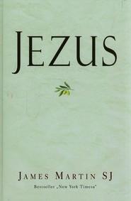 okładka Jezus, Książka | James Martin