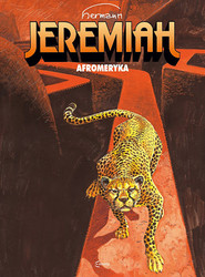 okładka Jeremiah 7 Afromeryka, Książka   Hermann