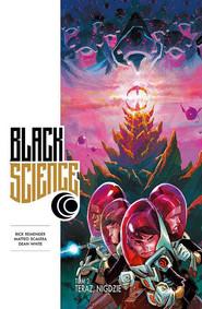 okładka Black Science 2 Teraz, nigdzie, Książka | Rick Remender