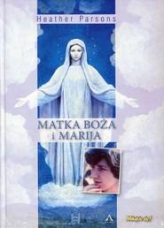 okładka Matka Boża i Marija, Książka | Heather  Parsons