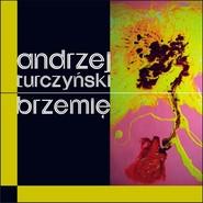 okładka Brzemię, Książka | Andrzej  Turczyński