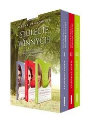 okładka Stulecie Winnych Tom 1-3 Pakiet, Książka | Ałbena Grabowska