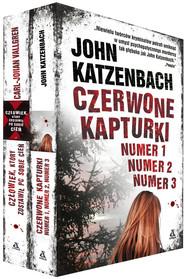 okładka Czerwone Kapturki / Człowiek który zostawił po sobie cień Pakiet, Książka | John Katzenbach