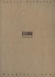 okładka Handluj z tym, Książka | Stańczyk Ksawery