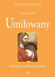 okładka Umiłowany Rekolekcje z umiłowanym uczniem, Książka | Krzysztof Wons