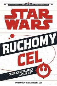 okładka Star Wars Ruchomy cel, Książka | Castellucci Cecil