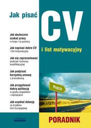 okładka Jak pisać CV i list motywacyjny Poradnik, Książka | Sylwia  Sądowska