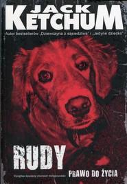 okładka Rudy, Książka | Ketchum Jack