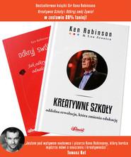 okładka Kreatywne szkoły / Odkryj swój Żywioł Pakiet, Książka | Ken  Robinson, Lou  Aronica