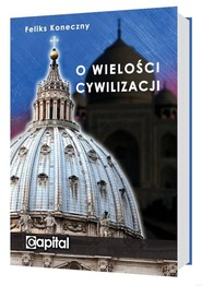 okładka O wielości cywilizacji, Książka | Koneczny Feliks
