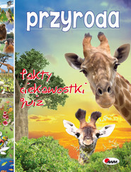 okładka Przyroda Fakty ciekawostki quiz, Książka | Dzwonkowski Robert