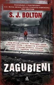 okładka Zagubieni, Książka | Sharon Bolton