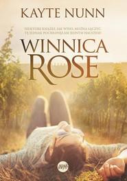 okładka Winnica Rose, Książka   Kayte Nunn