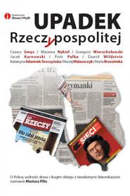 okładka Upadek Rzeczypospolitej, Książka |