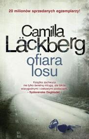 okładka Ofiara losu, Książka   Camilla Läckberg
