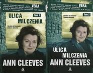okładka Ulica milczenia Tom 1-2 Pakiet, Książka   Ann Cleeves