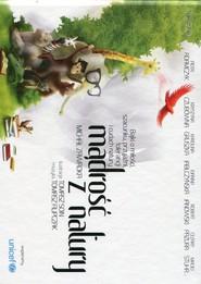 okładka Mądrość z natury z płytą CD, Książka | Michał Zawadka