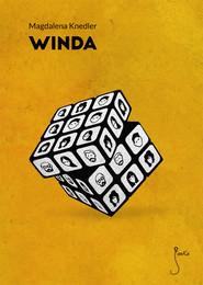 okładka Winda, Książka | Magdalena  Knedler