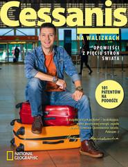 okładka Cessanis na walizkach Opowieści z pięciu stron świata, Książka | Michał Cessanis