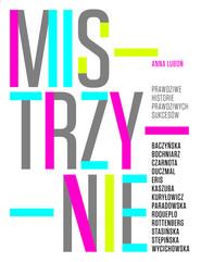 okładka Mistrzynie, Książka | Anna Luboń