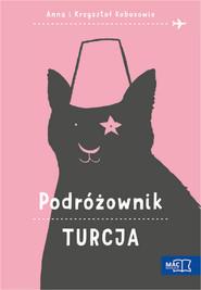 okładka Podróżownik Turcja, Książka   Anna Kobus, Krzysztof Kobus