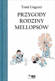okładka Przygody rodziny Mellopsów, Książka | Ungerer Tomi