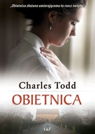 okładka Obietnica, Książka | Charles Todd