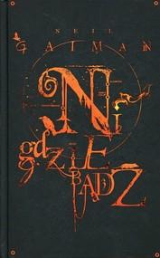 okładka Nigdziebądź, Książka   Neil Gaiman