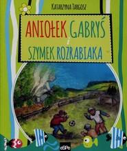 okładka Aniołek Gabryś i Szymek rozrabiaka, Książka   Katarzyna  Targosz