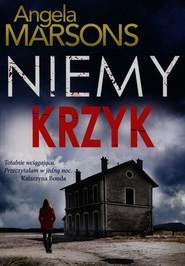 okładka Niemy krzyk, Książka | Angela Marsons
