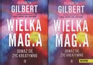 okładka Wielka magia Edycja specjalna + notatnik Pakiet, Książka | Elizabeth Gilbert