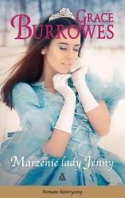 okładka Marzenie lady Jenny, Książka   Grace Burrowes