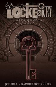 okładka Locke & Key 6 Alfa i Omega, Książka   Joe Hill, Gabriel Rodriguez