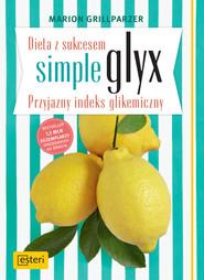 okładka Dieta z sukcesem SIMPLE GLYX. Przyjazny indeks glikemiczny, Książka | Grillparzer Marion