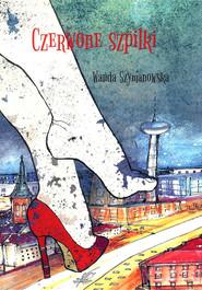 okładka Czerwone szpilki, Książka | Wanda Szymanowska