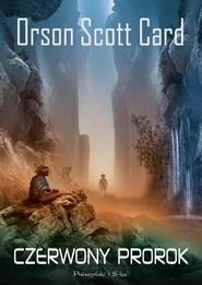 okładka Czerwony prorok, Książka | Orson Scott Card