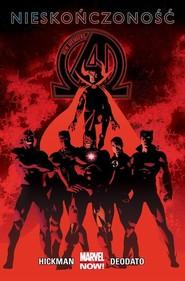 okładka New Avengers Nieskończoność Tom 2, Książka | Jonathan Hickman