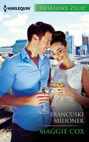 okładka Francuski milioner, Książka | Maggie Cox