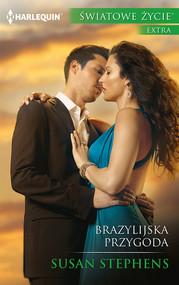 okładka Brazylijska przygoda, Książka | Susan Stephens
