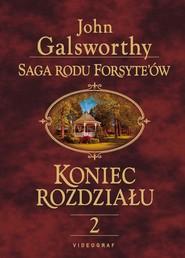 okładka Saga rodu Forsyte'ów. Koniec rozdziału 2. Kwiat na pustyni, Ebook | John Galsworthy